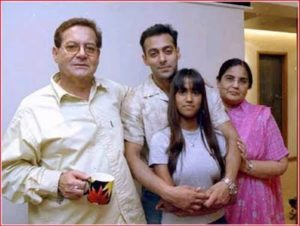 Salman khan family photos pictures members names details