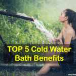 Cold Water Bath Benefits | Side Effects of Hot Water Bath