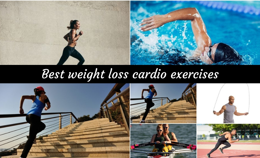 Best weight loss cardio exercises
