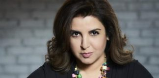 farah khan reacts
