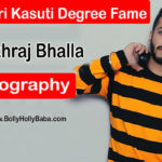 Pukhraj Bhalla Biography (Yaar Jigri Kasuti Degree Fame) | Family | Movies