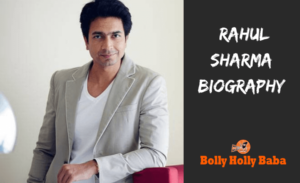 rahul sharma biography