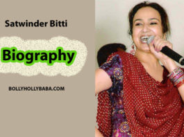 Satwinder Bitti Biography, family,age,songs,boliyan