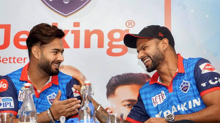 Rishabh Pant, biogarphy,wish happy birthday to shikhar dhawan, altest news