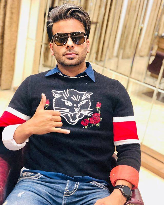 Mankirat Aulakh,good singer,music producer,wrestler and complete biogarphy