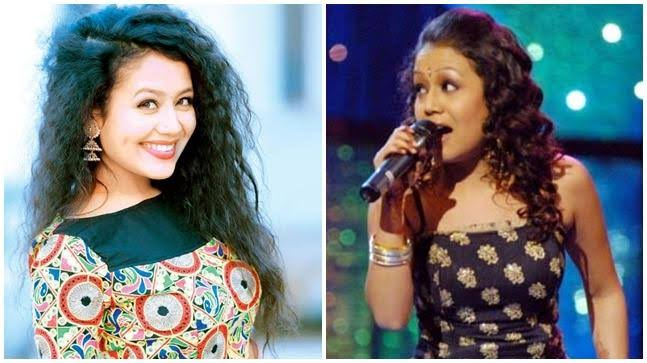 Neha kakkar, biography,singer,Career,Indian Idol 2 season in 2006