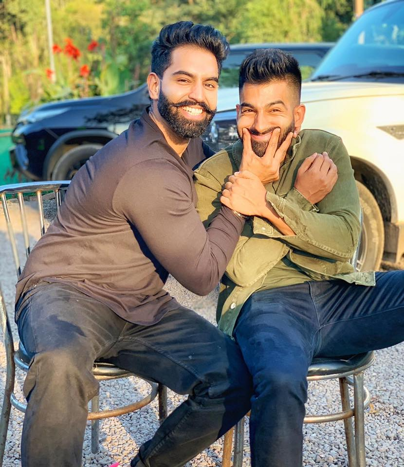 Parmish Verma with his younger brother Sukhan Verma,Personal life of permish verma
