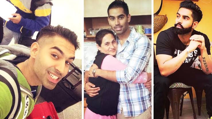 Parmish Verma with his mother,biography