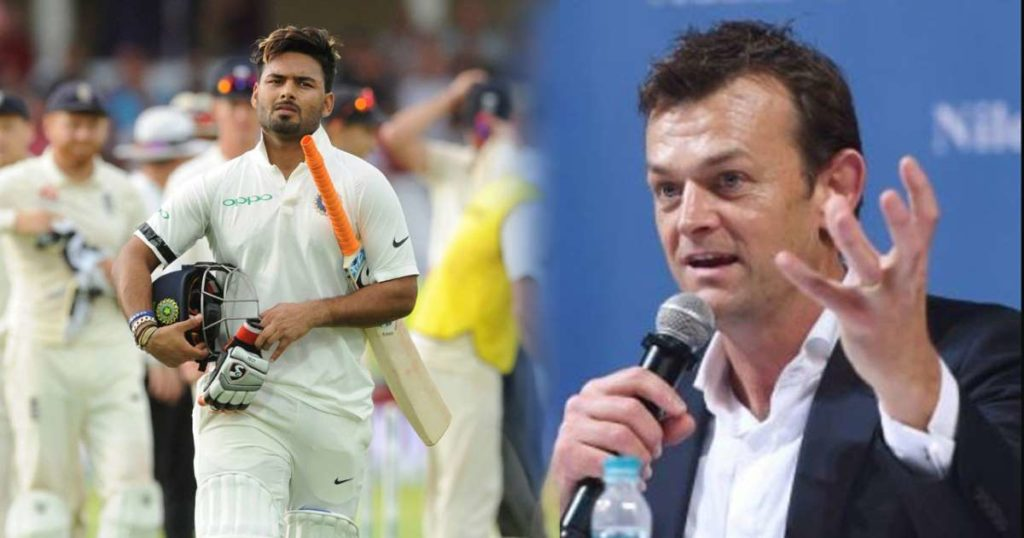 Rishabh Pant, biogarphy,indian cricketer,Adam_Gilchrist