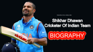 Shikhar Dhawan,biography,family,wife,son,indian cricketer,salary won odp,mrf bat,stats