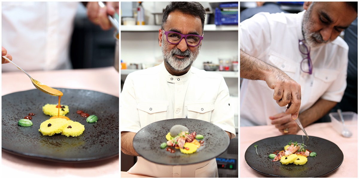 Vineet Bhatia chef,biograpgy,restaurants,books,hotels,education,career